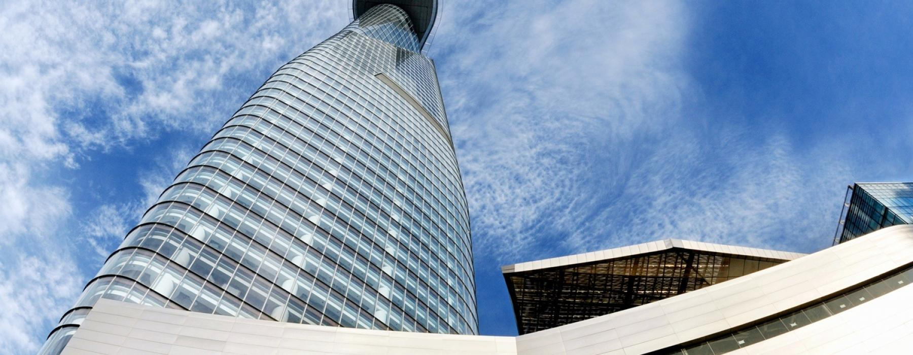 HCMC - Bitexco Financial Tower