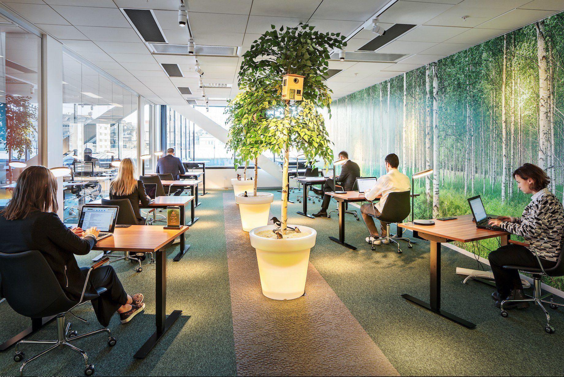 Meeting Room And Virtual Office At Stockholm
