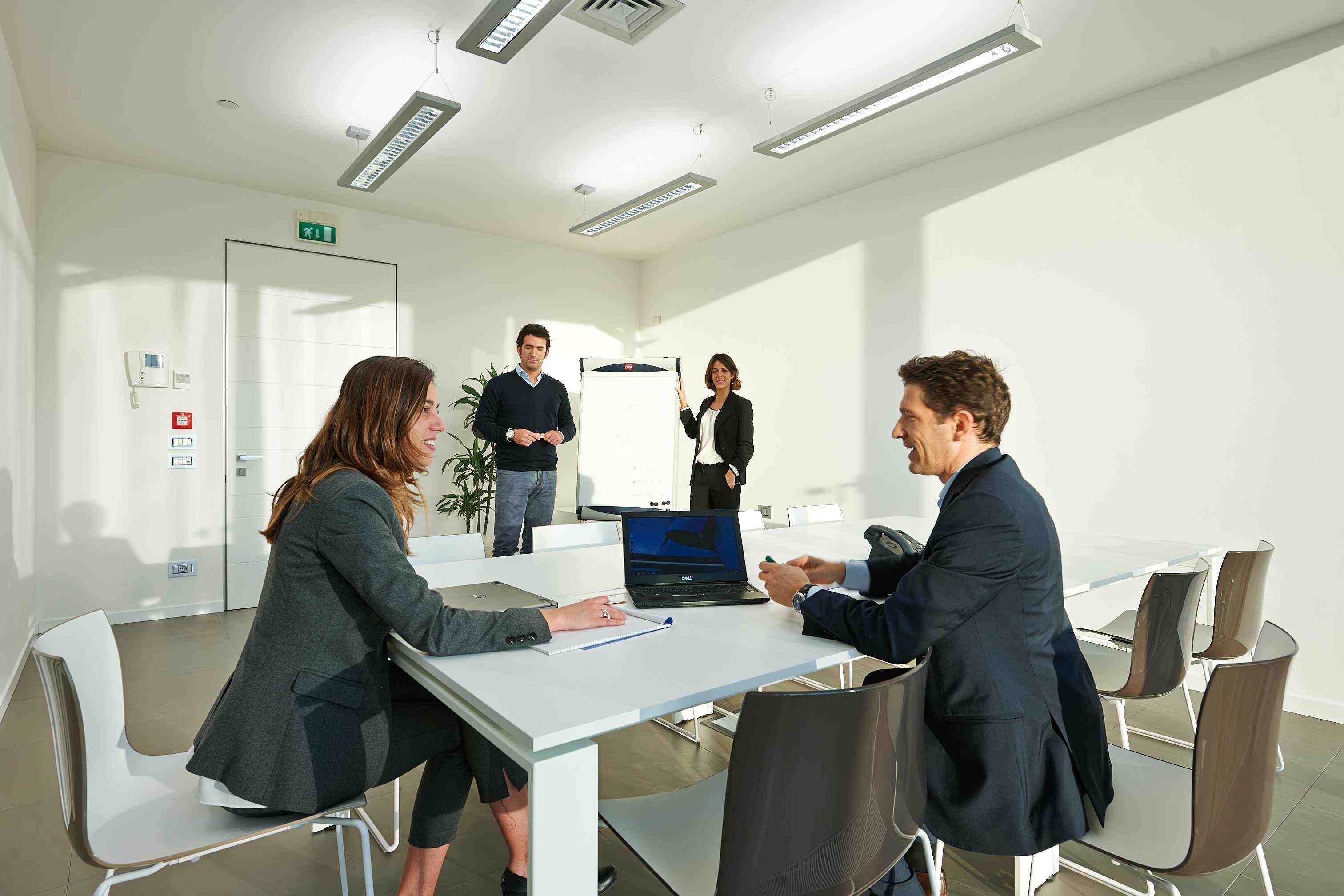 Business meeting quotes like success - Business office ...