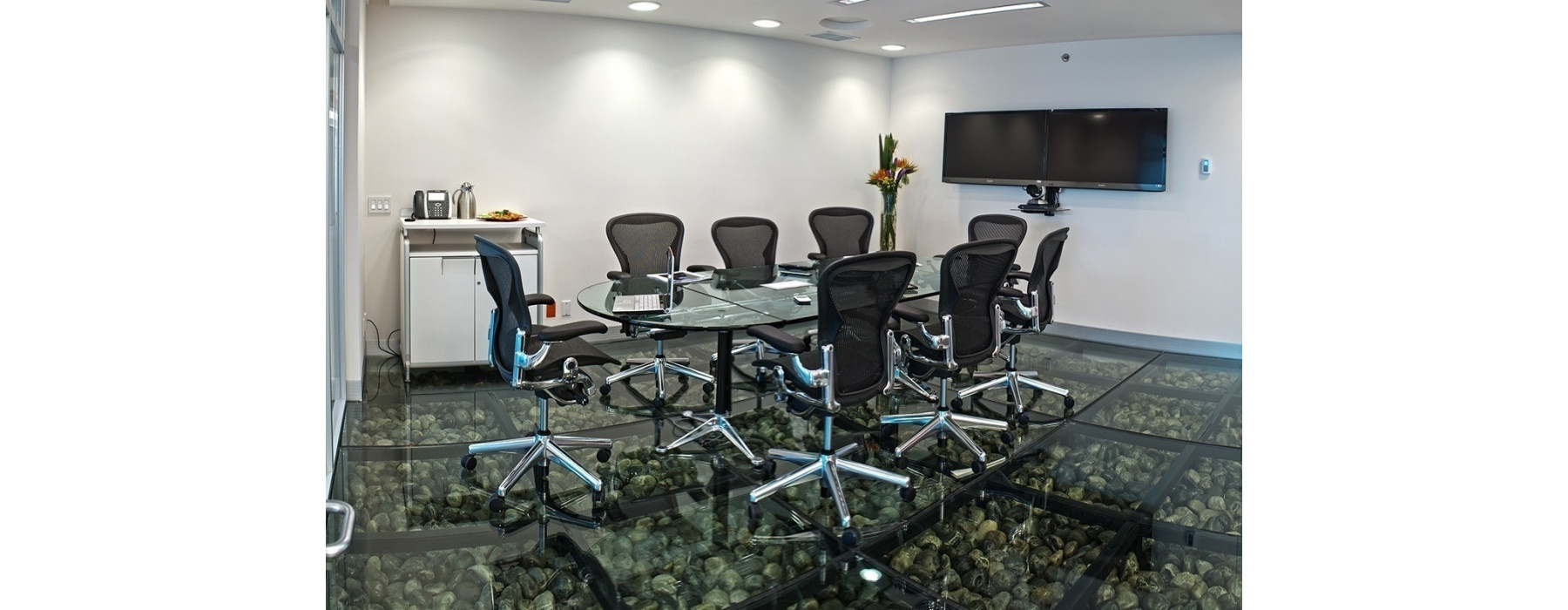 Mexico City - Torre Murano - Meeting rooms
