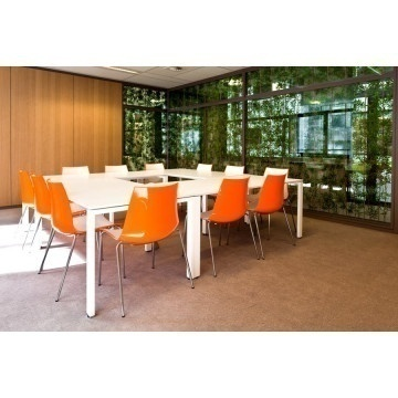 Brussels - Science Atrium - Video conferencing
