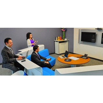 Mexico City - Torre Mapfre - Video conferencing