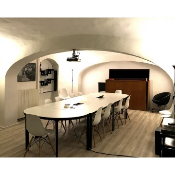 Bologna - Central Station - Meeting Room