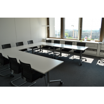 Zurich - Europaallee - Meeting rooms