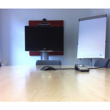 Zurich - Europaallee - Video conferencing