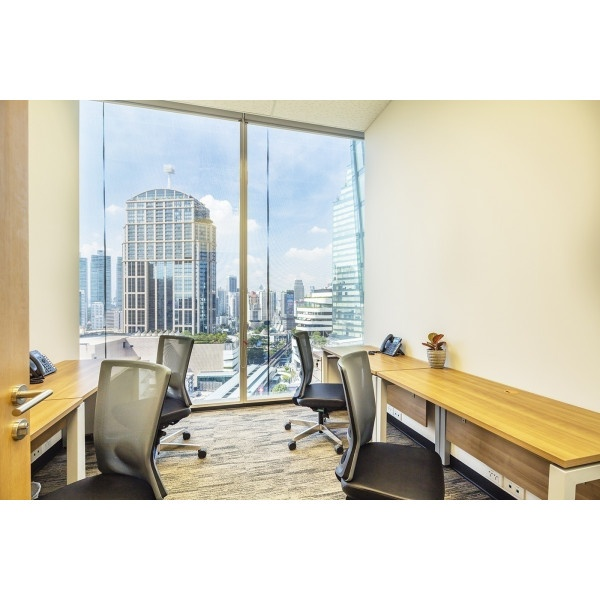 Bangkok - Metropolis Building - Private Office