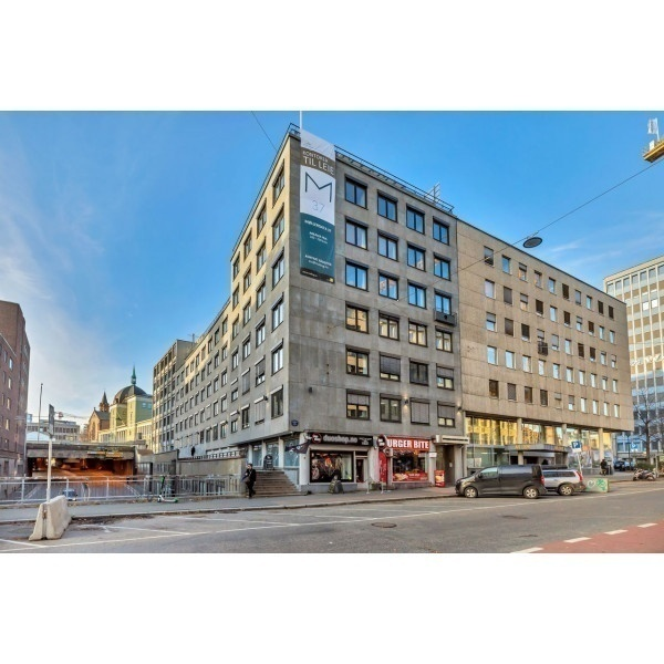 Oslo - Youngstorget Sq - Business address