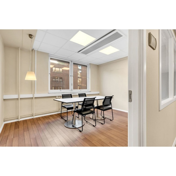 Oslo - Youngstorget Sq  - Meeting rooms