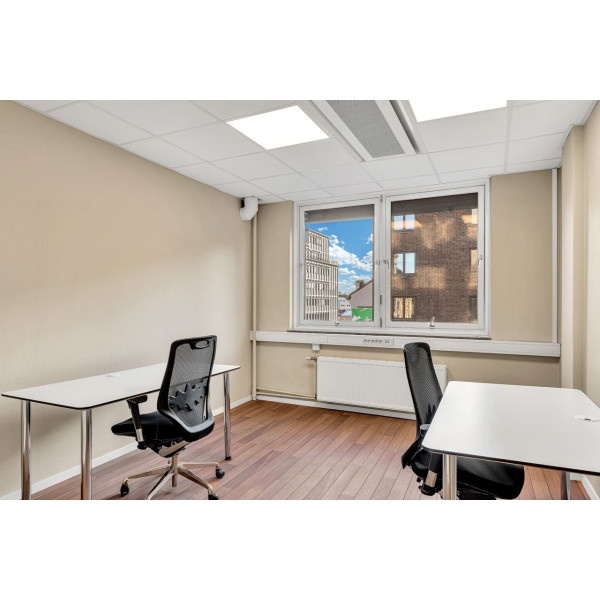 Oslo - Youngstorget Sq - Private Office