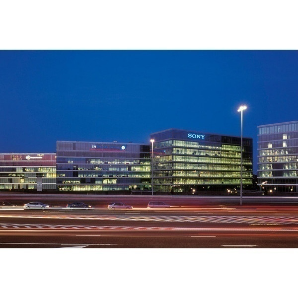 Brussels - Airport - Business address