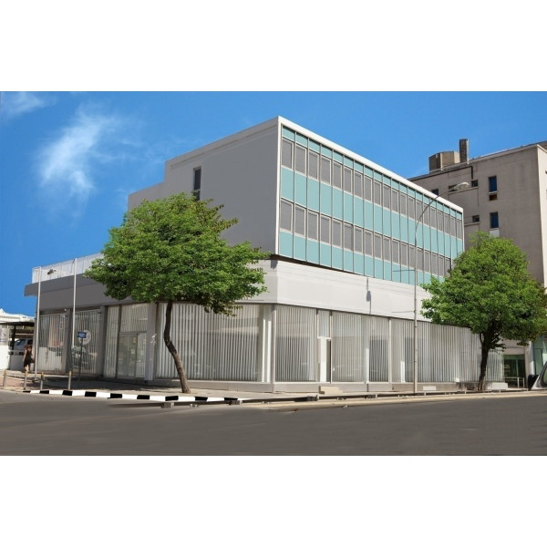 Nicosia - Business District - Business address