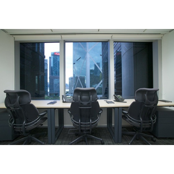 Hong Kong - Champion Tower - Private Office