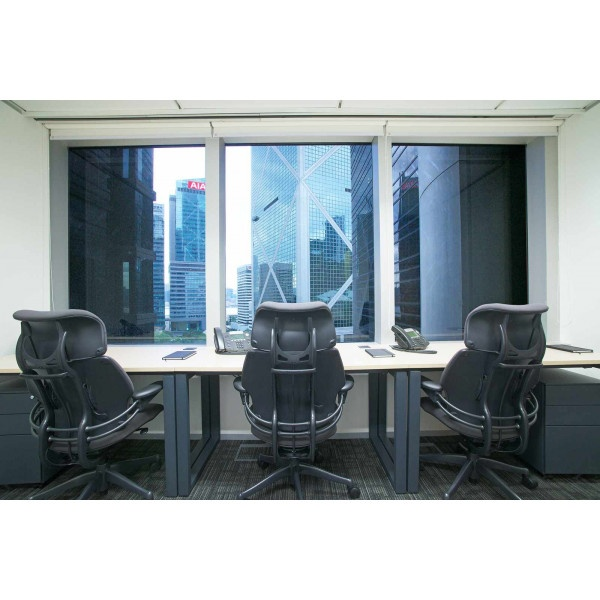 Hong Kong - Champion Tower - Virtual office light