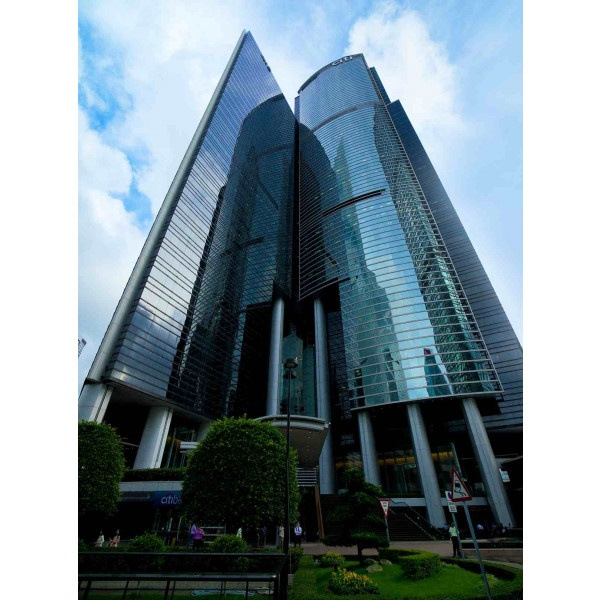 Hong Kong - Champion Tower - Business address
