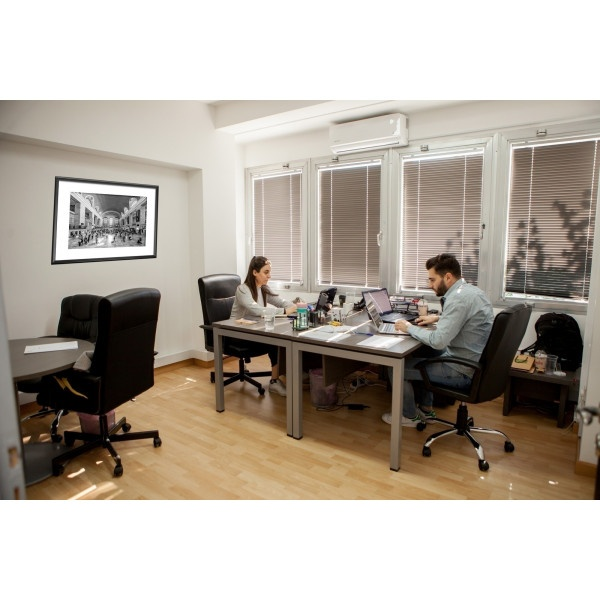 Nicosia - Business District - Desk Space