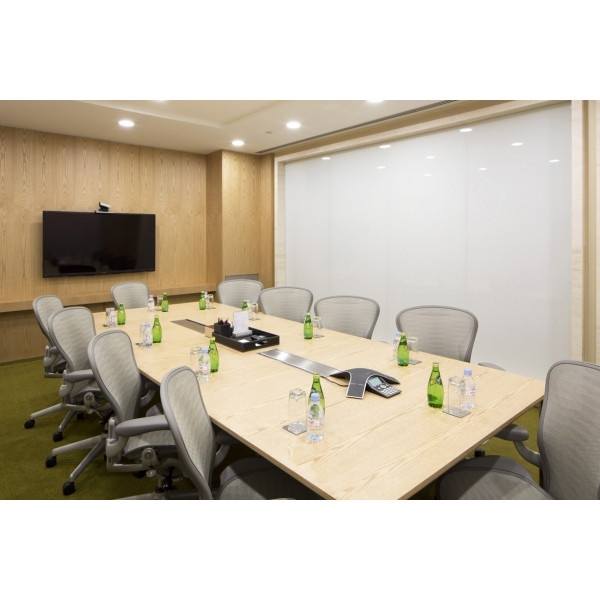 Shanghai - BEA Financial Tower - Meeting rooms