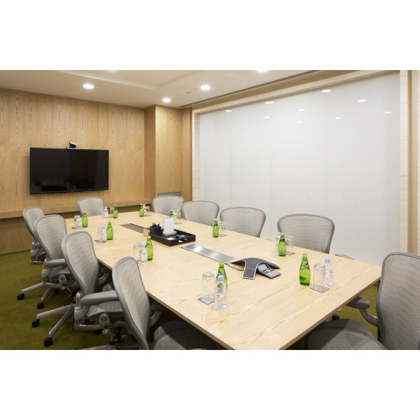 Shanghai - CITIC Sq - Video conferencing