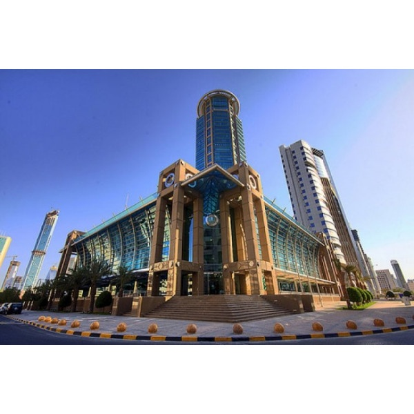 Kuwait City - Dar Alawadi - Business address