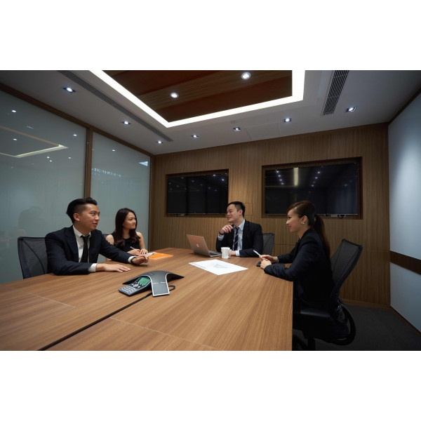 Hong Kong - The Lee Gardens - Video conferencing