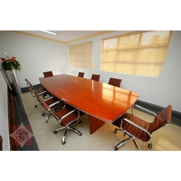 Lagos - Oduduwa Crescent - Meeting rooms