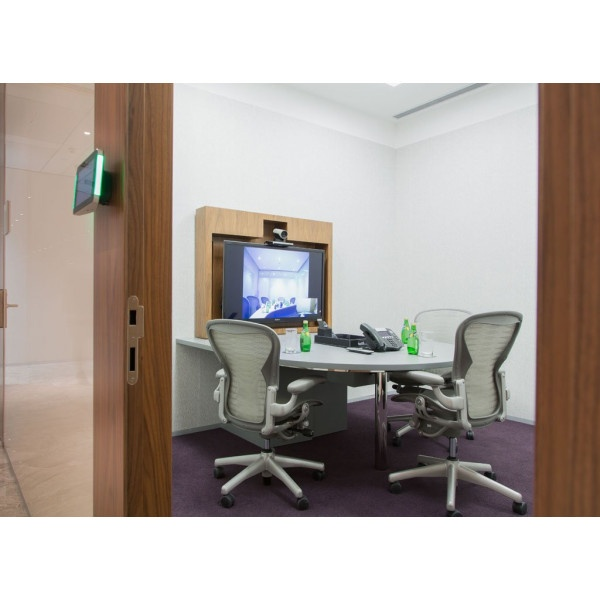 Shanghai - Chong Hing Finance Center  - Video Conference