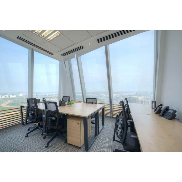 HCMC - Bitexco Financial Tower - Desk Space