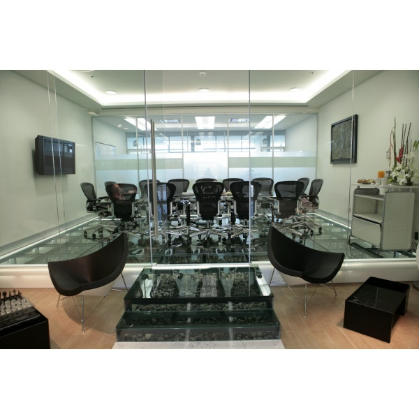 Mexico City - Cervantes Saavedra - Meeting rooms