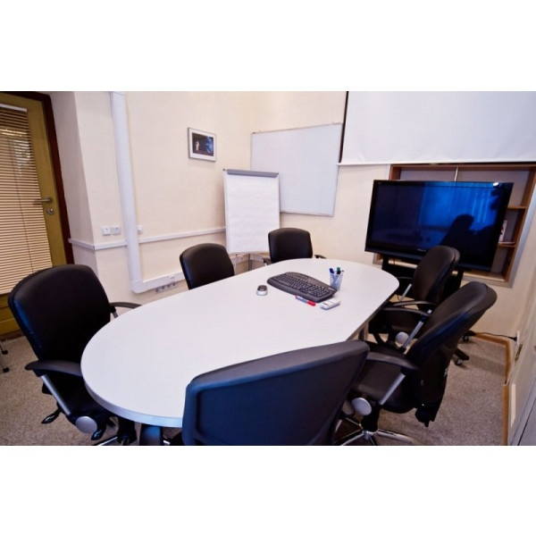 Moscow - Shabolovka - Video conferencing