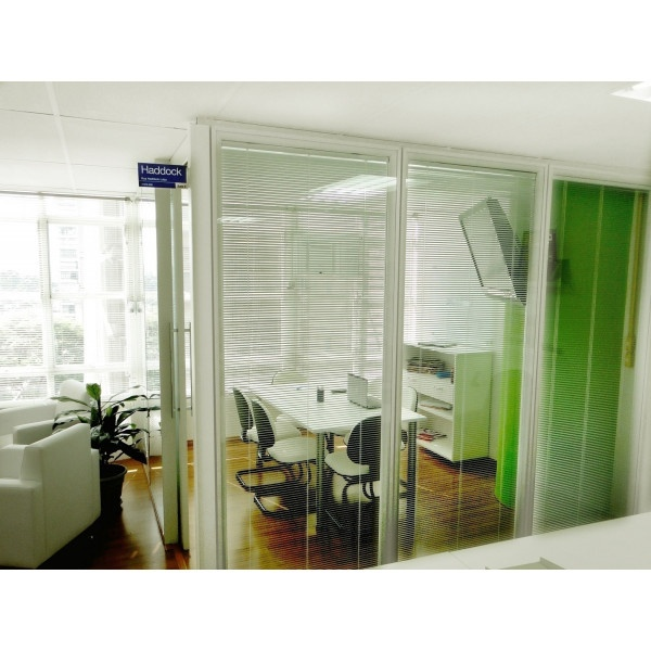 Sao Paulo - Avenue Paulista - Private Office