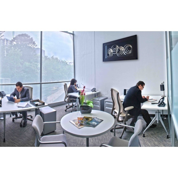 Mexico City - Reforma 222 - Private office