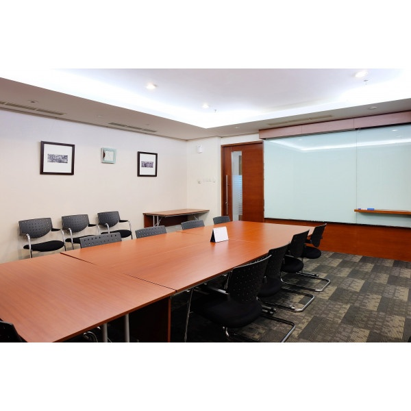 Jakarta - Equity Tower Building - Meeting rooms
