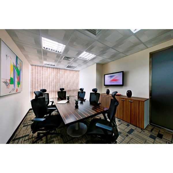 Dubai - Media City - Meeting rooms