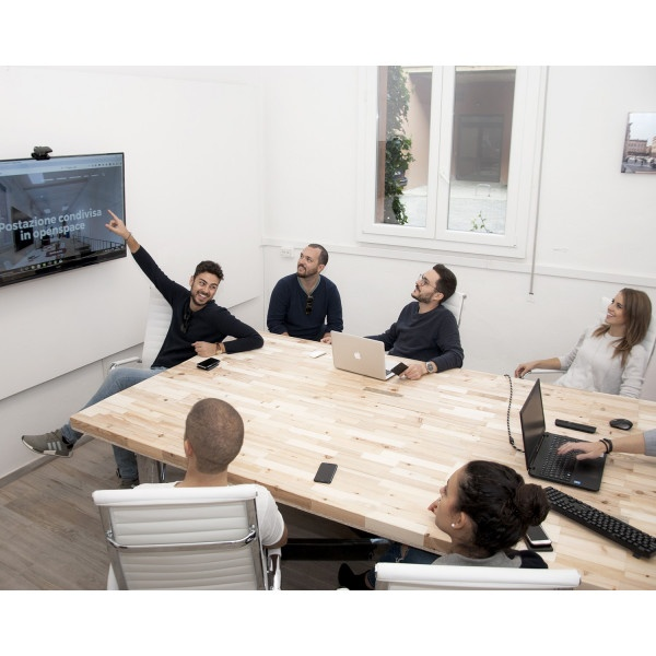 Bologna - Central Station - Video Conference