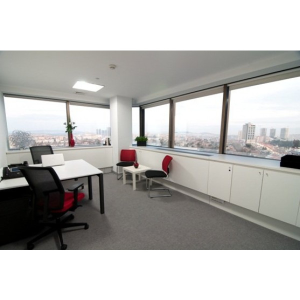 Istanbul - Yapi Kredi Plaza - Business address