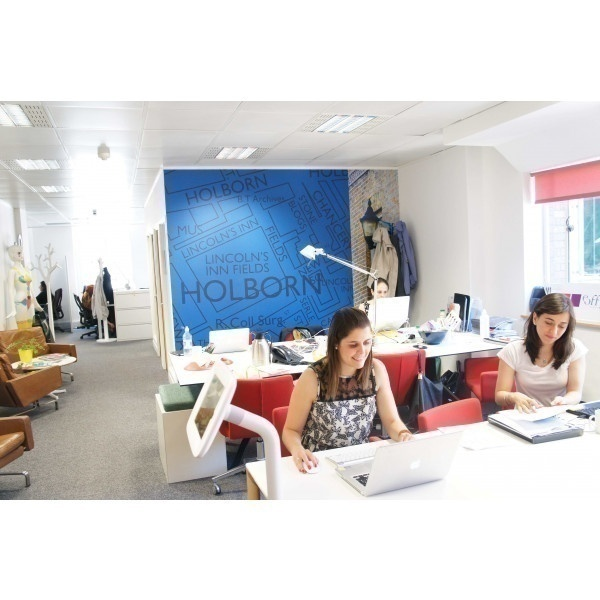 London - Holborn - Desk Space