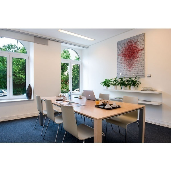 Luxembourg - Plateau Bourbon - Meeting rooms