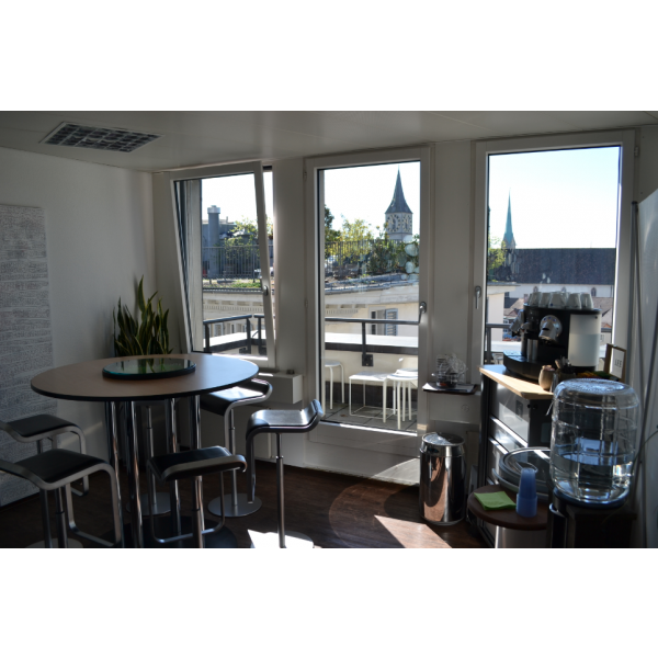 Zurich - Airgate - Virtual office premium