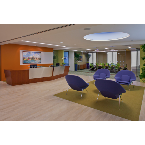 Chicago - Aon Center - Private Office