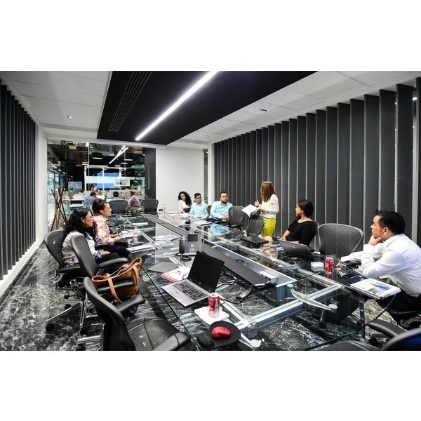 Mexico City - Toreo - Meeting rooms