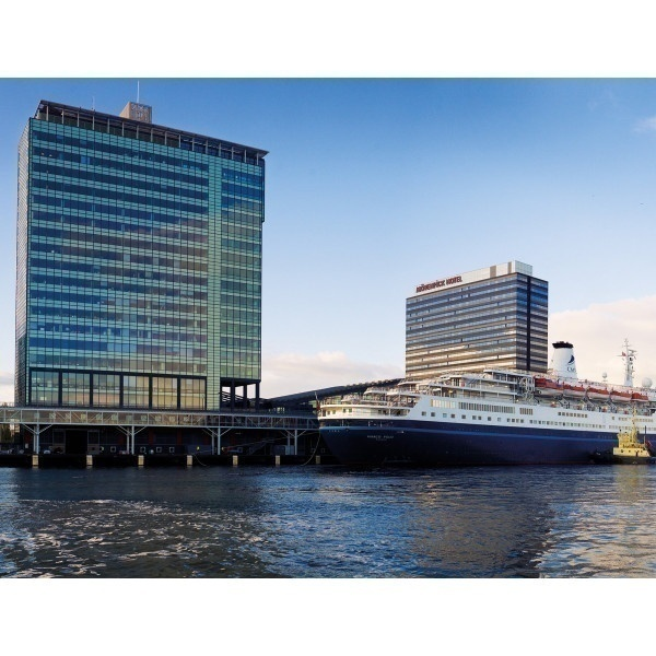 Amsterdam - UP Building - Business address
