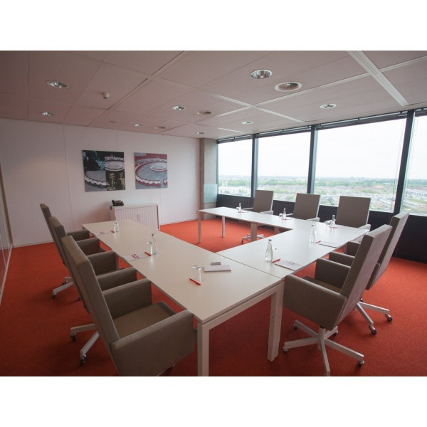 Amsterdam - UP Building - Meeting rooms