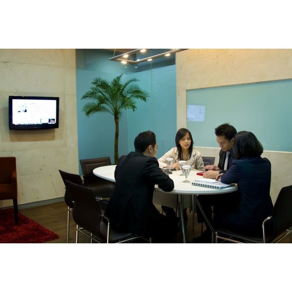 Jakarta - Cyber 2 Tower - Video conferencing