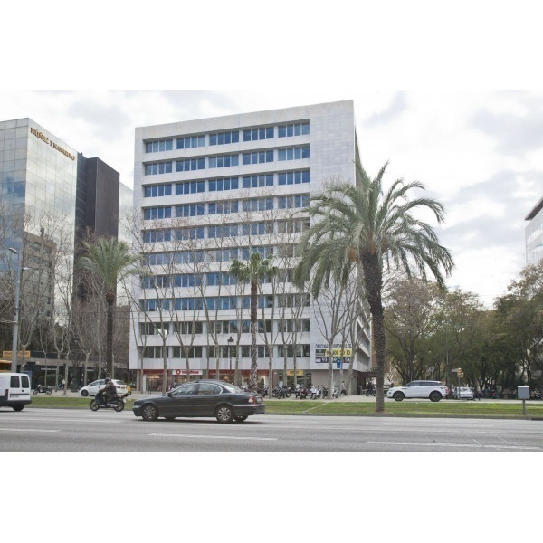Barcelona - Av. Diagonal - Business address