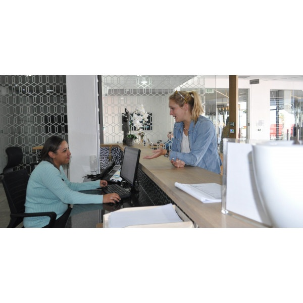 Cape Town - V&A Waterfront - Business address